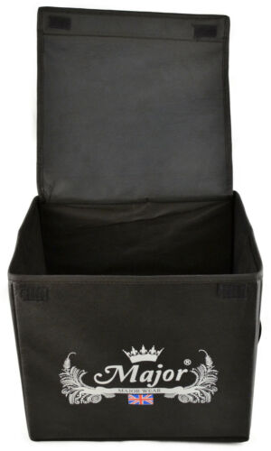 Hat Box or bag for Top Hat Luxury Hat Boxes Storage Box //Handle Major Wear in UK