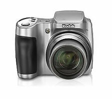 kodak easyshare z710 7 1mp digital camera silver ebay