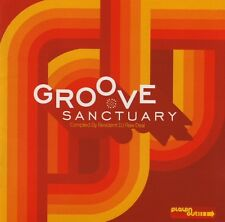 GROOVE SANCTUARY = Conte/Kupper/Raw Deal/GTS/Kyoto...= Finest House & NuJazz Mix