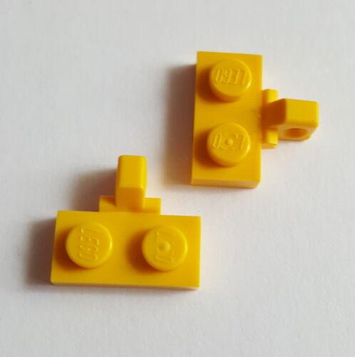 Lego 44567 Raster Scharnier 1x2 Platte 1 Finger viele Farben große Auswahl 63