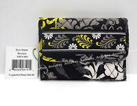 1 - Euro Wallet - Baroque - 100% Authentic - Vera Bradley -