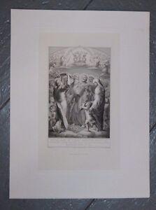 1881-Belle-gravure-religieuse-Mame-Tours-Berthault-imprimeur-Hallez-Ludy