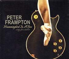 Peter Frampton-Hummingbird In A Box-2014 CD -Brand New-Still Sealed