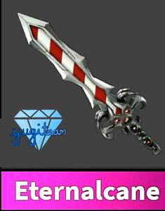 Roblox Murder Mystery 2 Eternal Ebay Roblox Eternalcane Godly Knife Mm2 Murder Mystery 2 In Game Item Ebay