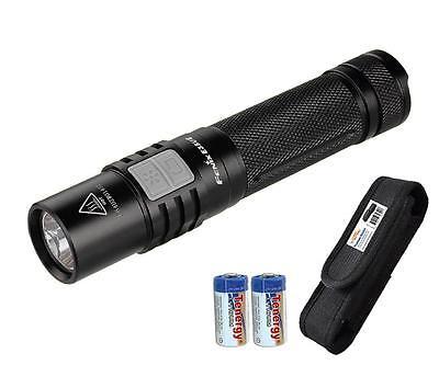 Fenix Pd25 CREE XP-L DEL 550 LM Compact Poche Lampe De Poche Mini Pd35 /& Pd22