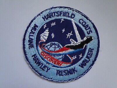 Aufnäher Patch Raumfahrt NASA STS-41D Space Shuttle Discovery ...........A3104