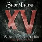XV 15 Year Anniversary Edition: Total Reworx, Vol. 2 [9/25] by Saor Patrol (CD, Sep-2015, Arc Music)