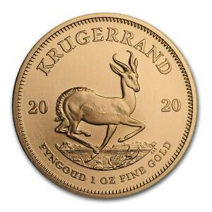 CH-GEM-BU-1-OZ-2020-Gold-South-African-Krugerrand-Coin-1-Ounce-of-Gold