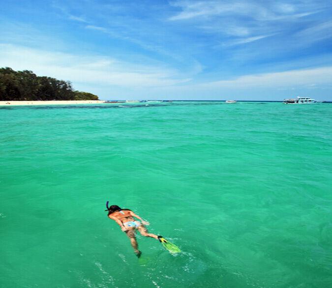 3D Das Meer, schwimmen 967 Fototapeten Wandbild Fototapete BildTapete Familie DE