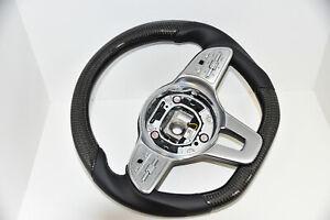 Mercedes-Benz-Sportlenkrad-Lenkrad-Carbon-W177-C257-X167-W213-C238-A238-neu