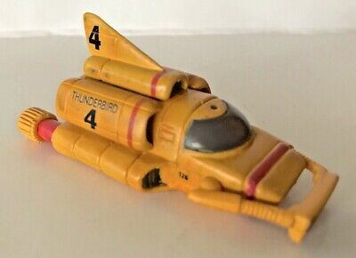 2003 THUNDERBIRD 3 PVC MINI COLLECTOR/'S TOY JAPAN GERRY ANDERSON TV TB3 NEW!!!