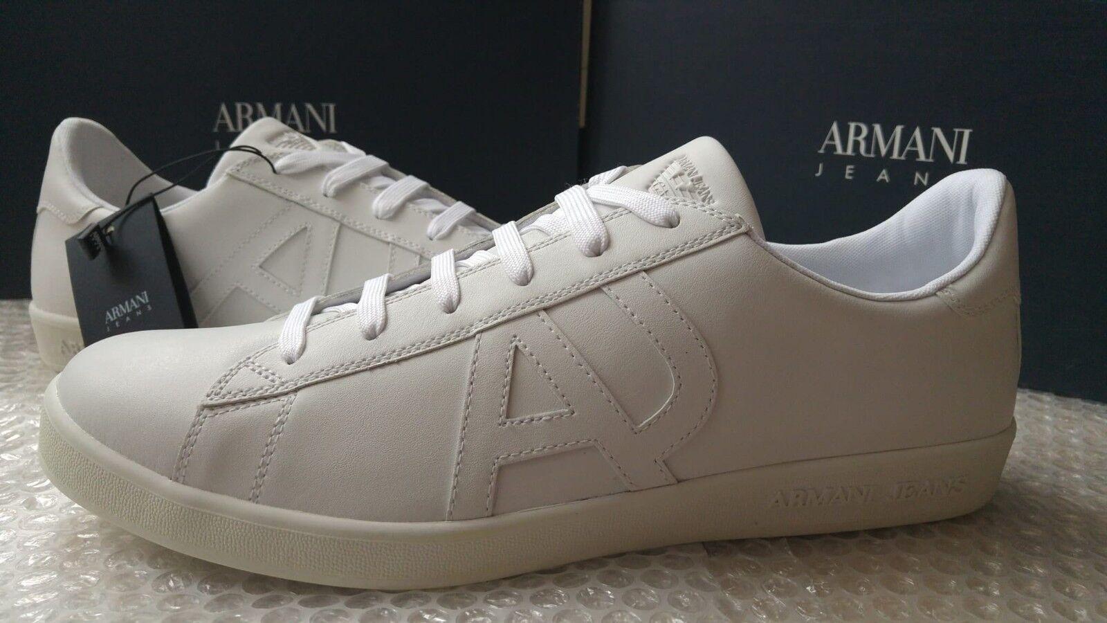 Armani Jeans Low-Cut Zapatillas Tamaño 11.5UK