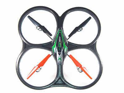 2 Akku RC Quadcopter Ufo  Rayline 809V Baugleich  Sky Agent MT998  inkl Camera