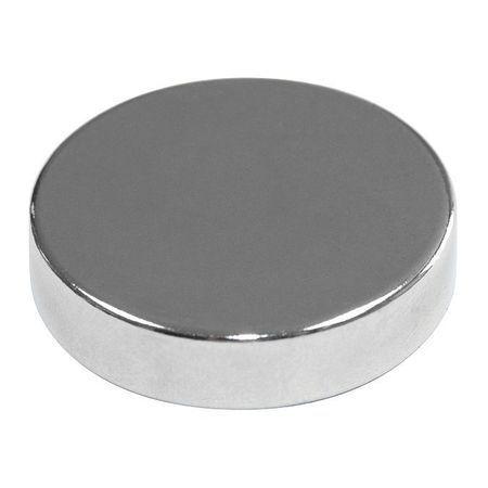MAG-MATE NE1206NP35 Disc Magnet,Neodymium,1//16 in.
