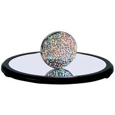 Euler's Disk Spinning Disc Science Into Art Physics Toy Holograph by Toysmith