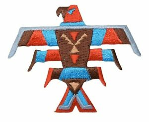 Southwest Steer//Indian//Southwestern Iron on Applique//Embroidered Patch