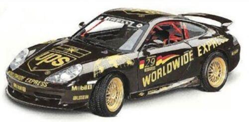 ** Porsche GT3 Cup UPS gold edition ** modellino scala 1:18 cod.3365 by Bburago