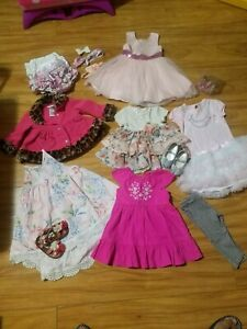 12-month-baby-girl-dresses-and-shoes