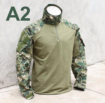 TMC NAVY SEALS DEVGRU Gen3 G3 Kampf-taktische Hemd Shirt US Army AOR 2 camo