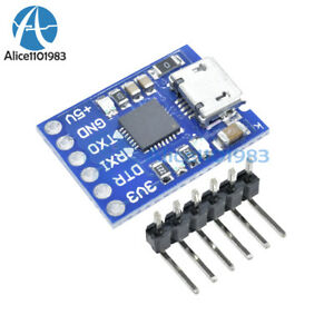 CP2102-MICRO-USB-to-UART-TTL-Module-6Pin-Serial-Converter-STC-Replace-FT232-NEW