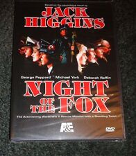 NIGHT OF THE FOX-Astonishing World War II rescue mission involves GEORGE PEPPARD