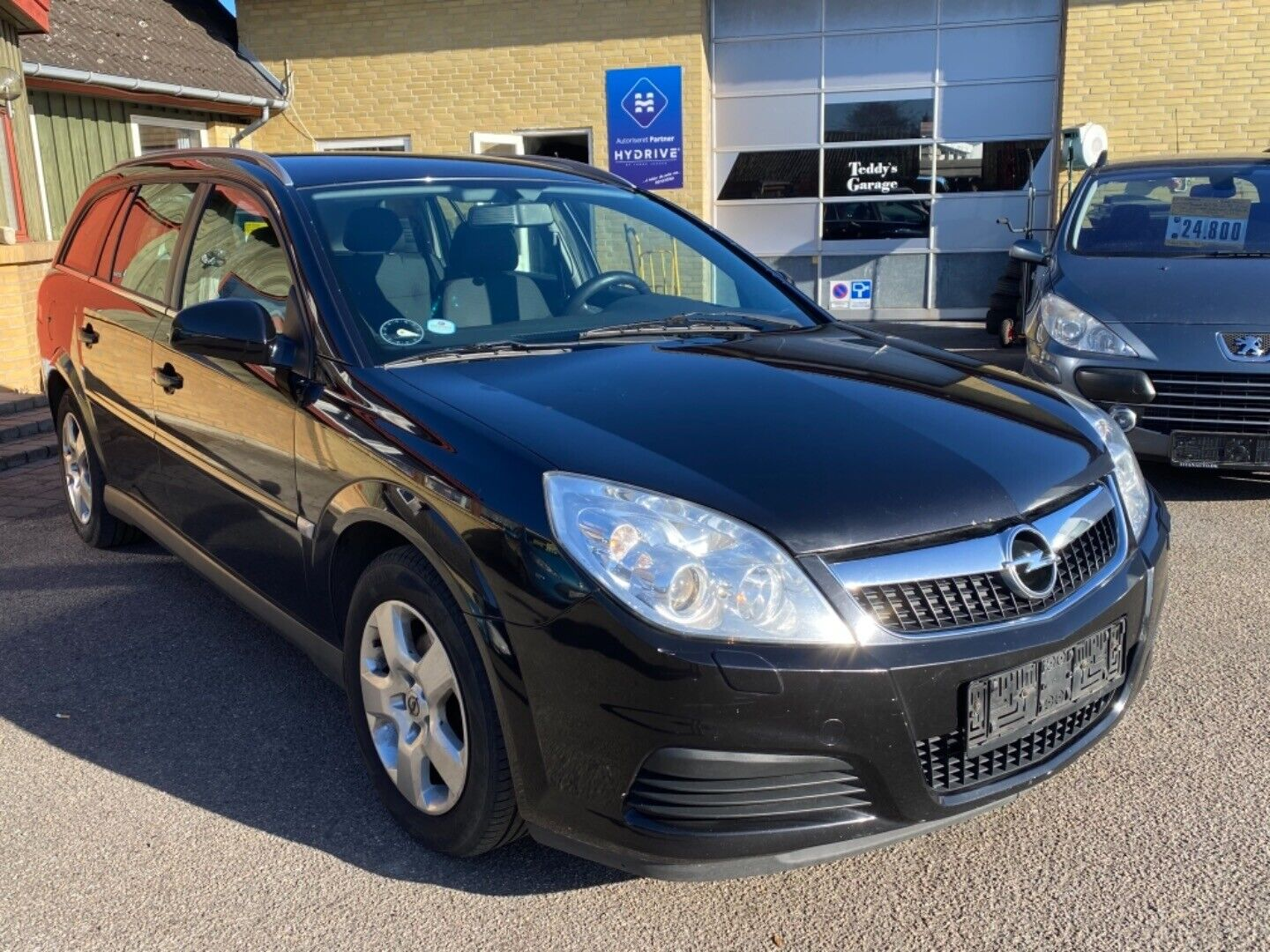 Opel Vectra 1,8 16V 140 Limited Wagon 5d