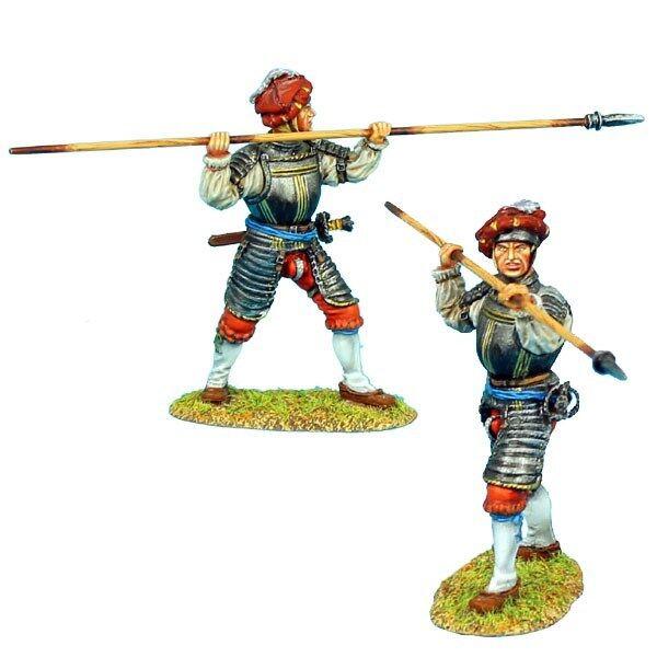 First Legion  REN005 German Landsknecht with Pike