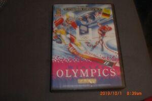 Winter Olympics Mega Drive Spiel Zustand siehe Bilder - Saarbrücken, Deutschland - Winter Olympics Mega Drive Spiel Zustand siehe Bilder - Saarbrücken, Deutschland