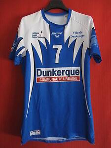 Maillot-Volley-Ball-Dunkerque-Porte-n-7-Shemsy-Nord-pas-de-Calais-L