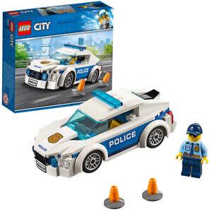 LEGO-CITY-POLICE-60239-patrouille-de-police-voiture-5-ans-92pcs