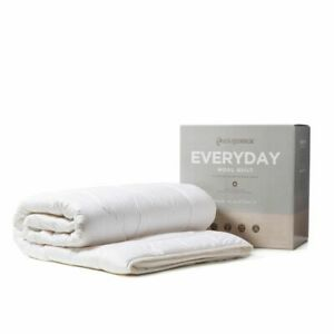 MiniJumbuk-Everyday-Wool-Doona-Quilt-400GSM-Australian-Made-Double-Size