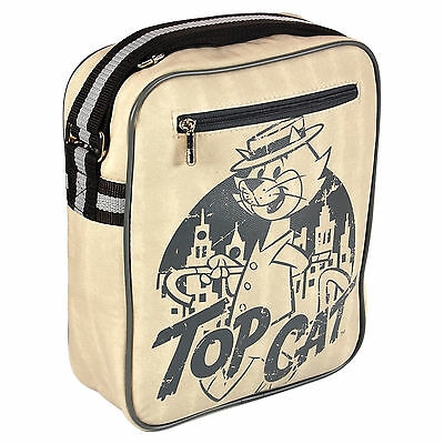 Top Cat Bag Holiday Travel Flight Case Cool Funky Retro Hanna Barbera Cartoon