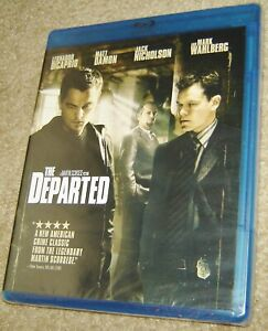 The Departed (Blu-ray Disc, 2007),NEW & SEALED,BEST ...