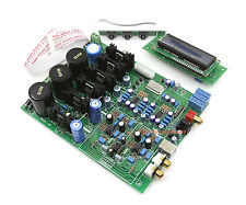 Assembled Dual WM8741 AK4118 Chip 192K DAC Soft Control Decoders + LCD Display