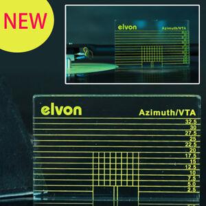 LP-Vinyl-Record-Player-Measuring-Phono-Tonearm-VTA-Cartridge-Azimuth-Ruler-New