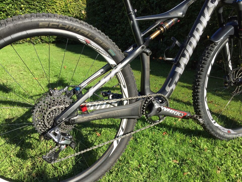 Specialized S works Epic , full suspension, Medium tommer