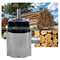 Hydraulic 2 Stage Gear Pump 16 Gpm Log Splitter Hi Lo Low Log Splitter Au