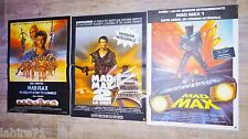 MAD MAX 1.2.3  ! les  affiches cinema