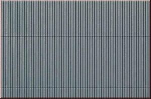 Auhagen-52231-2x-Wellblechplatten-grau-in-H0-TT-Bausatz-Fabrikneu