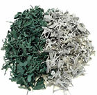 72 X ARMY MEN TOY SOLDIERS 1-3 4