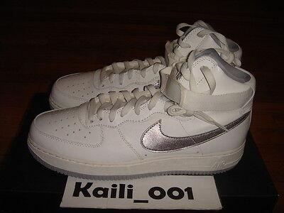 Nike Air Force 1 HI Retro QS Size 12 Premium OG 743546 101 B 886060980533   eBay