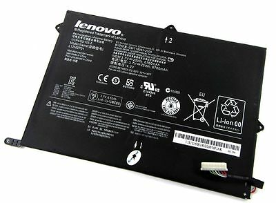 NEW OEM Original LENOVO MIIX10 Z2760  TABLET BATTERY 6760MAH 3.7V 25Wh L12M2P01