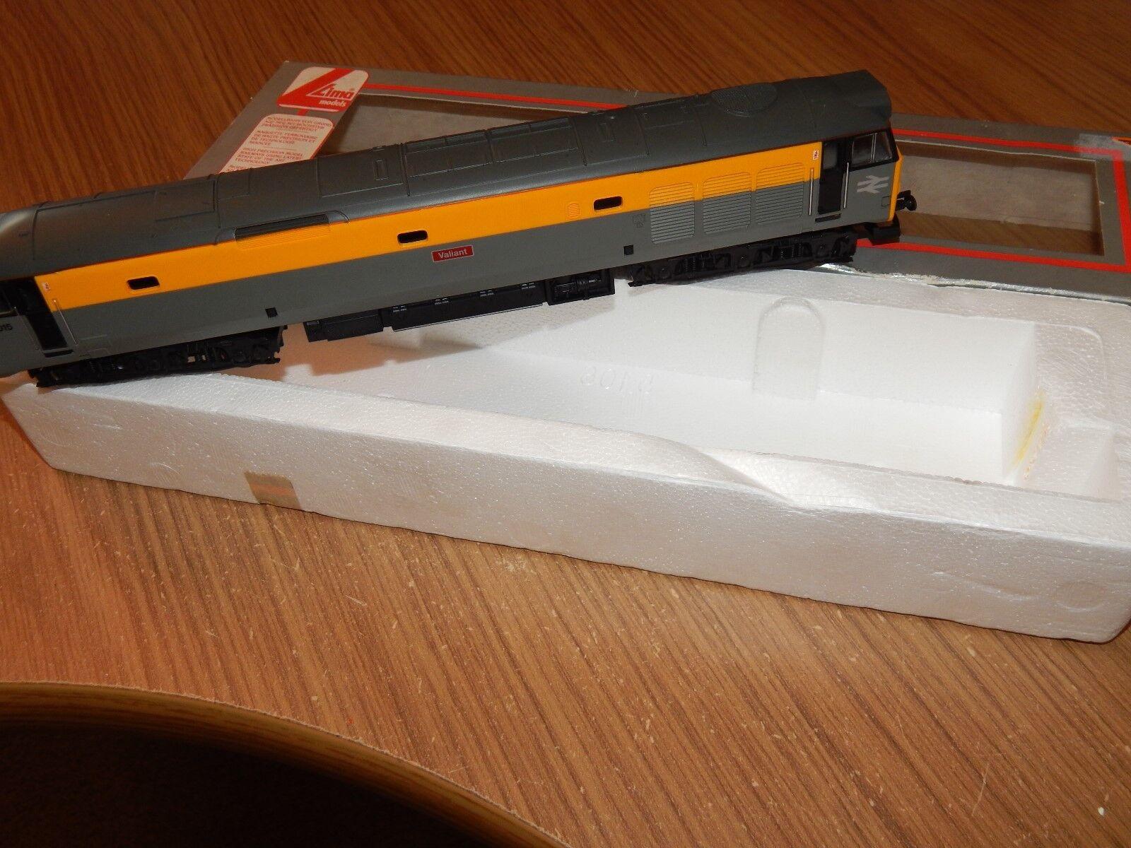Lima Class 50 50 50 015 (L205007) Locomotive edd573