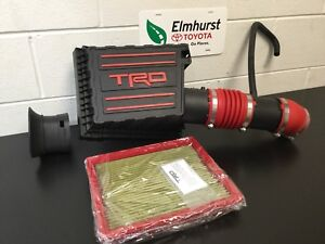 Details about 2014-2018 Toyota Tundra & Sequoia 5 7 TRD Performance Cold  Air Intake System OEM