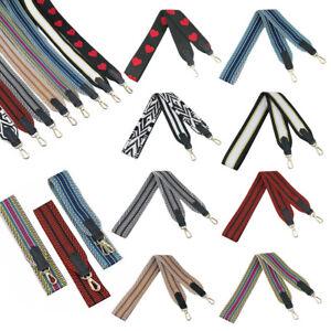 Women-DIY-Webbing-Canvas-Replacement-Shoulder-Strap-For-Crossbody-HandBags-105cm