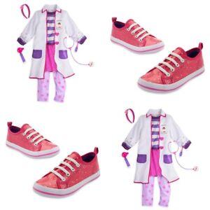 Disney-Store-Doc-Mcstuffins-Halloween-Dress-Up-Costume-Set-Stethoscope-or-Shoes