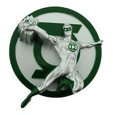 Green Lantern Belt Buckle Usa American Superhero Comics Logo Costume Fashion New