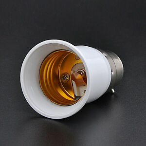 BC-Bayonet-B22-To-Edison-Screw-ES-E27-Light-Bulb-Lamp-Adaptor-Converter-Holder