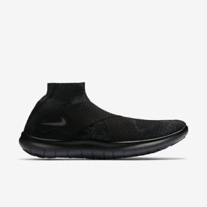 Grey 2017 Anthracite Nike 880845 003 Run Rn Black Flyknit Size 7 Motion Free wqvqzTxaI