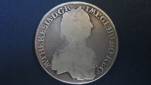 Taler österreich Maria Theresia 1760 In Sss 18o58 Ebay